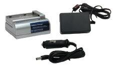 Externe Batterieladestation für Handheld-Geräte