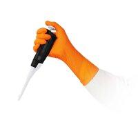 SHIELDskin Orange Nitrile 300