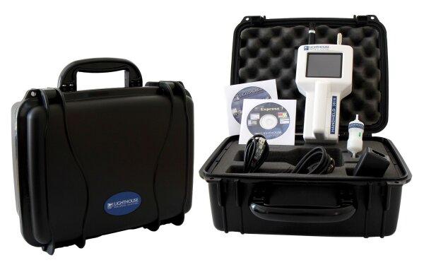 Transportkoffer für Handheld-Geräte