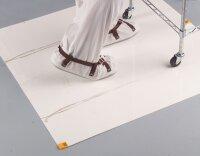 Klebefolienmatte (starke Haftung) 66 x 114 cm
